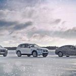 Mobilitate electrică în condiţii extreme: BMW iX3, BMW i4 şi BMW iNEXT sunt testate la Cercul Arctic
