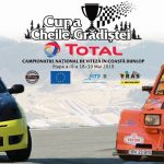 Campionatul Național de Viteză în Coastă continuă la Cheile Grădiștei