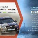 Cupa DACIA dă startul celei de-a 13 ediții, cu noi parteneri și 16 echipaje înscrise