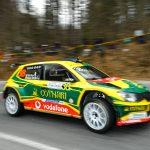 Cotnari Rally Team a urcat pe podium la Trofeul SERUS
