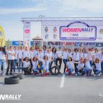 Start în Campionatul Național Women Rally 2019