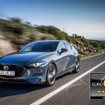 Mazda  5 stele Euro NCAP pentru noua Mazda3