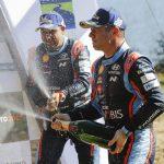 Rally Chile: Hyundai Motorsport si Sebastien Loeb au terminat pe podium