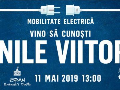 Mașinile viitorului: prima întâlnire națională a pasionaților de mașini electrice