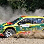 Raliul Aradului, prima provocare pe macadam în 2019 pentru Cotnari Rally Team