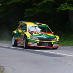 Cotnari Rally Team sprinteaza la malul marii!
