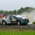 Podiumuri, victorii, dar și ghinioane pentru DTO Rally Team la Raliul Aradului 2019