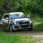 Cupa Suzuki: performanțe și fiabilitate pentru modelele Swift Sport în Raliul Aradului 2019