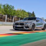 BMW M GmbH dezvoltă un nou sistem de afişaj şi control pentru automobilele sport de înaltă performanţă