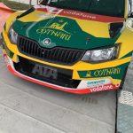 Cotnari Rally Team, pe podium la Mangalia