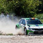 Dan Gîrtofan și Tudor Mârza, locul 3 la Bulgaria Rally 2019