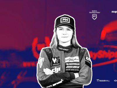 Pilotul Cristiana Oprea și 'Femei în Motorsport' vă invită la Sports Festival!