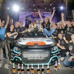 DTO Rally Team – Prima victorie pentru Citroen C3R5 în sezonul 2019