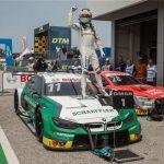 Marco Wittmann câştigat a cincea cursă a sezonului DTM după ce a plecat de pe ultimul loc pe grilă