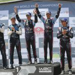 Hyundai Motorsport si Dani Sordo s-au impus in Raliul Sardiniei