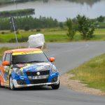 Lupta continuă în Cupa Suzuki la Raliul Sibiului