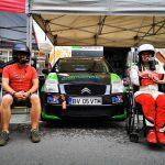 Ciprian Daniel Lupu – primul pilot în scaun rulant din țară, debut în Campionatul Național de Raliuri