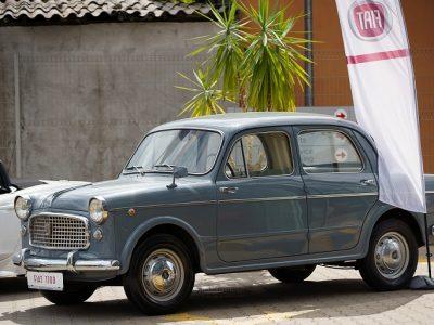 Fiat a sărbătorit 120 de ani de existență!