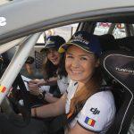 Cristiana Oprea si Diana Hategan debuteaza in ERC la Rally di Roma