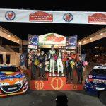 Cristiana Oprea și Diana Hațegan, punctaj maxim în ERC Ladies' Trophy la Rally di Roma Capitale