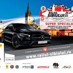 Spectacolul automobilistic se mută la Raliul Sibiului