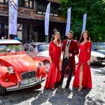 Citroën, 100 de ani la Concursul de Eleganta Sinaia 2019
