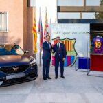 CUPRA și FC Barcelona își unesc forțele într-o alianță la nivel global