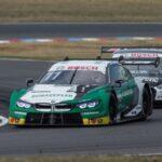 Marco Wittmann şi Philipp Eng intră în Top 10 la cursa 500 din istoria DTM
