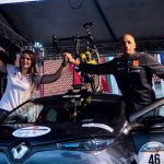 """Alex Filip a câștigat cursa """"electrică"""" la Sibiu Rally Romania"""