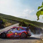 Hyundai Motorsport pastreaza prima pozitie in clasamentul constructorilor, dupa evolutia din Raliul Germaniei