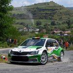Dan Gîrtofan: 'Am atins 90% din obiectivul de la Raliul Sibiului'