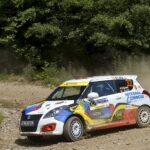 Macadamul ieșean, o nouă provocare pentru echipajele Cupei Suzuki