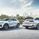 Kia Motors dezvăluie versiunile Plug-in Hybrid