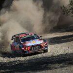 Hyundai Motorsport a terminat pe podium in Raliul Turciei