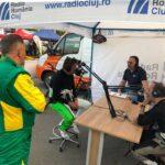 Transilvania Rally, live la Radio Cluj!