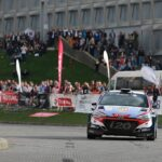Simone Tempestini a câştigat Total Transilvania Rally  powered by Ford 2019