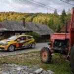 Alex Filip – Mihaela Dobranici au reusit sa castige prima pozitie in clasamentul TER 2WD al Transilvania Rally 2019