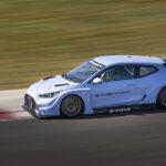 Hyundai Motorsport a inceput testarea Veloster N ETCR