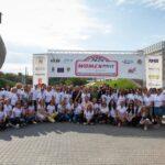 Zeci de femei au turat motoarele la Women Rally Cluj-Napoca