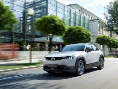 Mazda MX-30 poate fi precomandat și în România