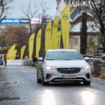 Podiumul Campionatului Național de Viteză în Coastă se dispută la Trofeul Opel