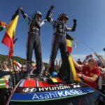 Hyundai Motorsport și Thierry Neuville au câștigat Raliul Spaniei