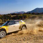 Final de sezon cu o clasare pe podium la Tess Rally pentru Sebastian Barbu și Bogdan Iancu