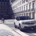 C5 Aircross SUV Hybrid, un SUV de clasă ë-Comfort