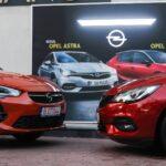 Lansare națională noile Opel Corsa și Astra