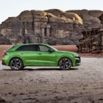 Cel mai sportiv model din gama Q: Audi RS Q8