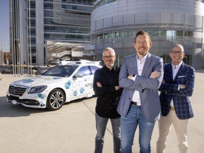 Bosch și Mercedes-Benz demarează proiectul pilot San José