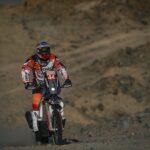Mani Gyenes, lider la Malle Moto – Original după prima etapă din Dakar 2020