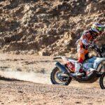 Dakar 2020: Mani Gyenes intră în bucla de pe Drumul Mătăsii ca lider la Malle Moto – Original