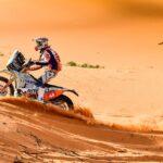 Dakar2020: Mani Gyenes incepe a doua saptamana lider la Malle Moto – Original